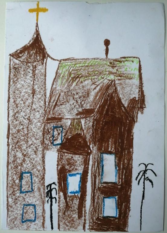 (20) Łukasz, lat 9, gm. Boronów