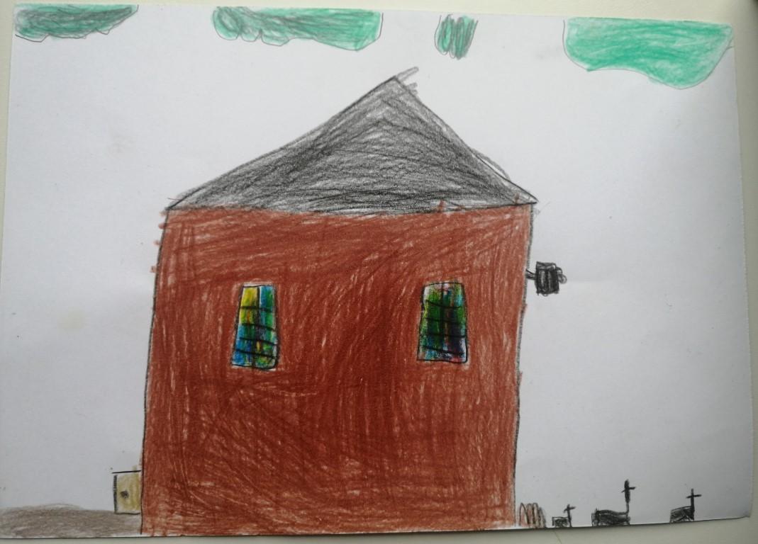 (22) Jakub, lat 10, gm. Boronów