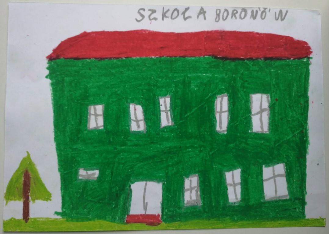 (23) Kacper, lat 9, gm. Boronów