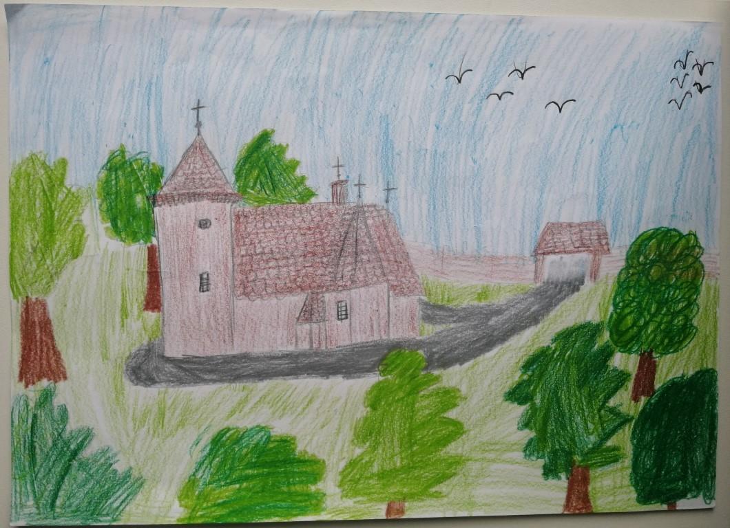(24) Kacper, lat 9, gm. Boronów