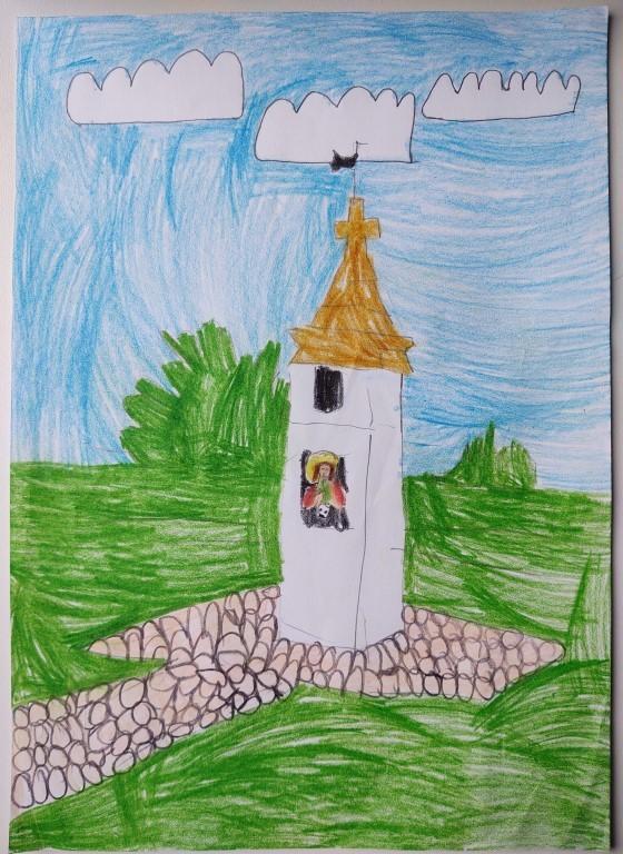 (4) Zuzanna, lat 9, gm. Sławków
