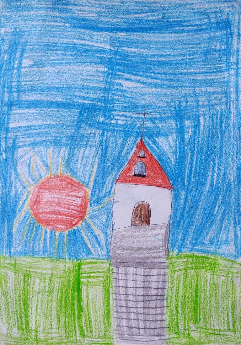(48) Dominik, lat 7, gm. Woźniki