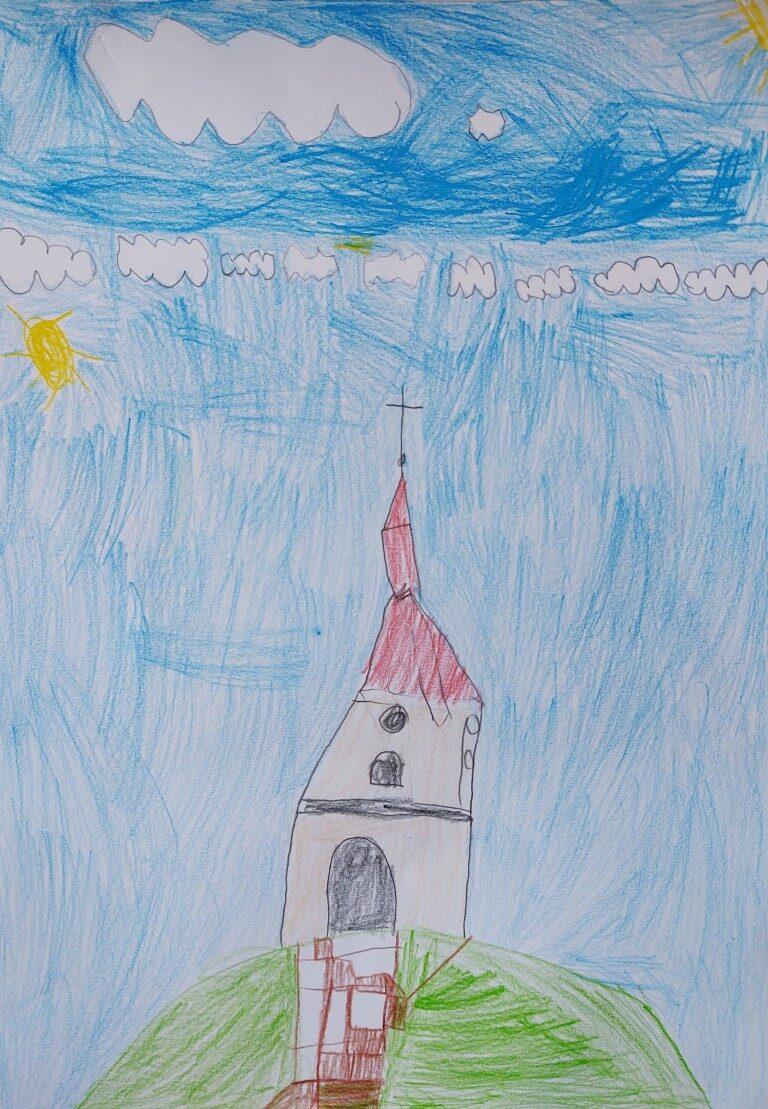 (49) Wojciech, lat 7, gm. Woźniki