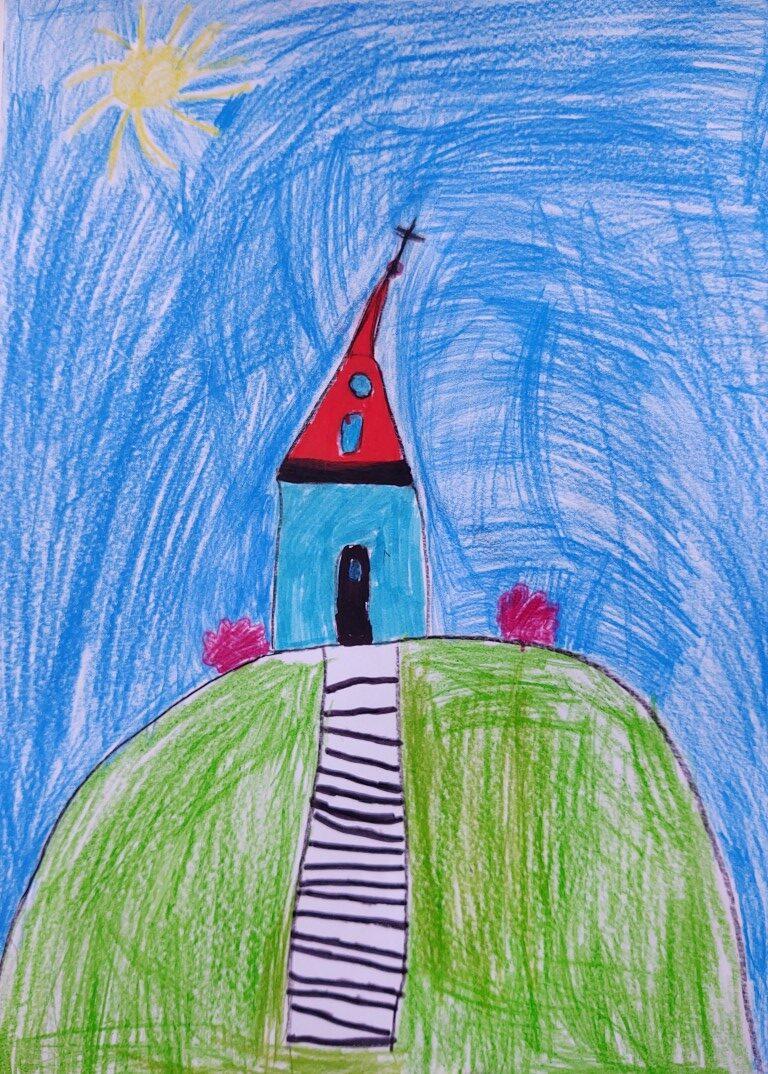 (54) Franciszek, lat 6, gm. Woźniki