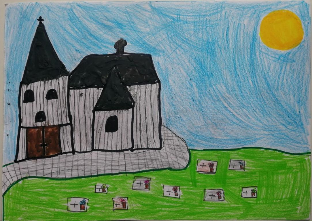 (6) Zuzanna, lat 9, gm. Boronów